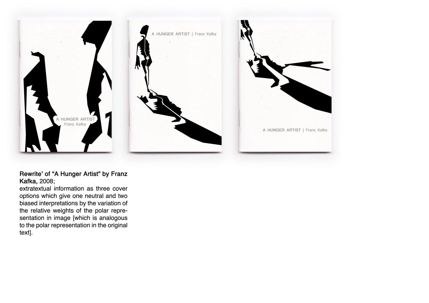 a literary analysis of a hunger artist by franz kafka