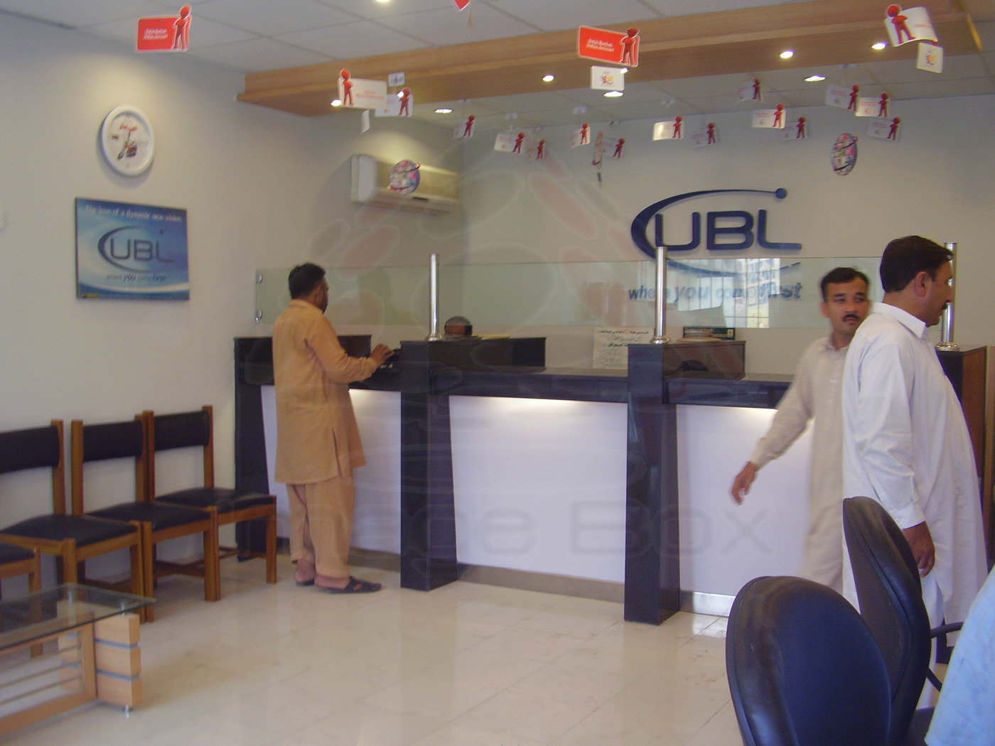 united bank limited United bank limited chose the iserver to help implement new platforms and technologies.