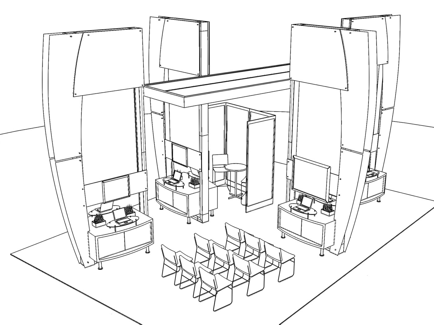 technical drawings by mark salyer at coroflot com