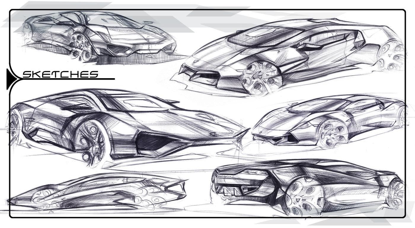 Lamborghini By Nicolas Echeverri At Coroflot Com