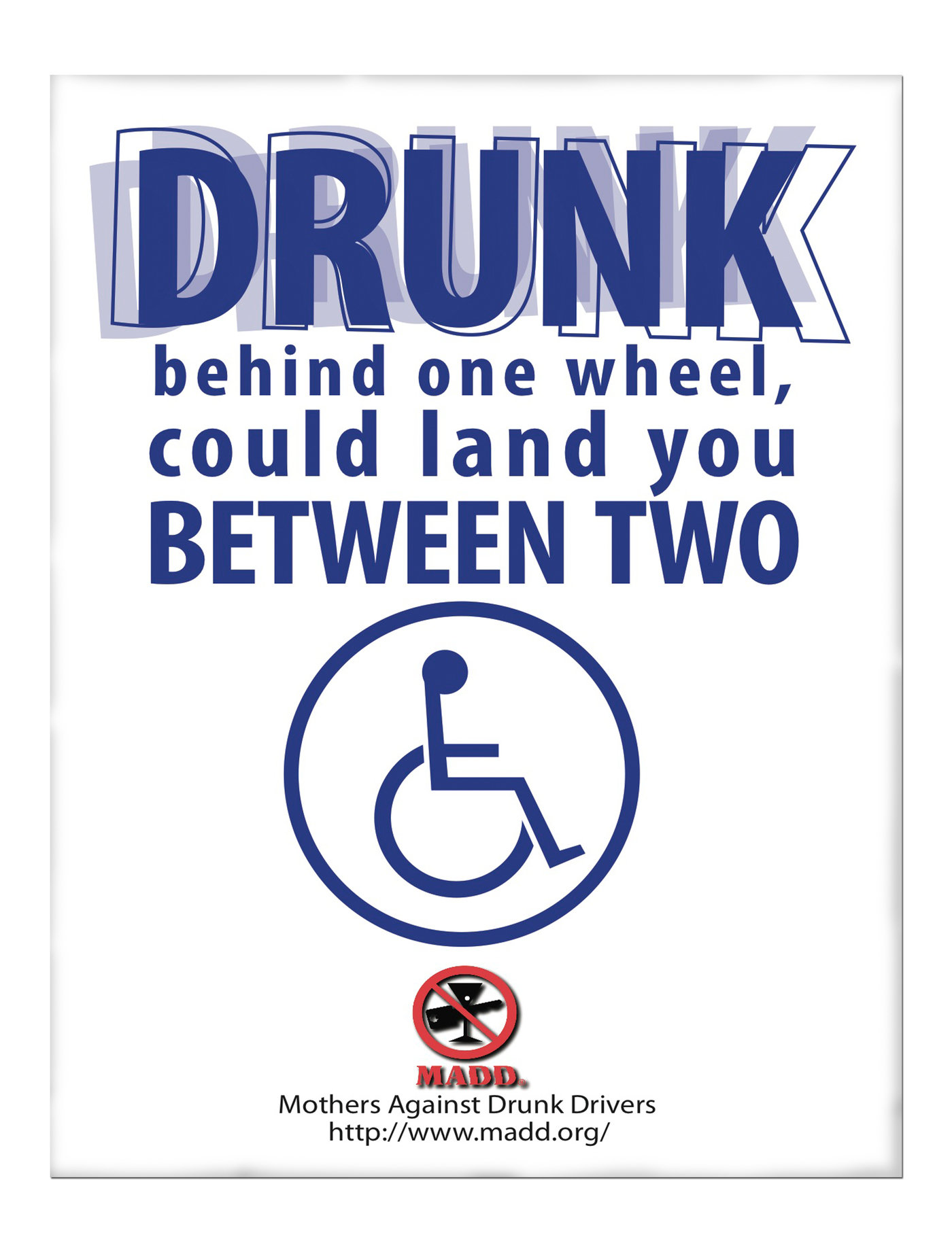 Mothers against drunk driving and traffic