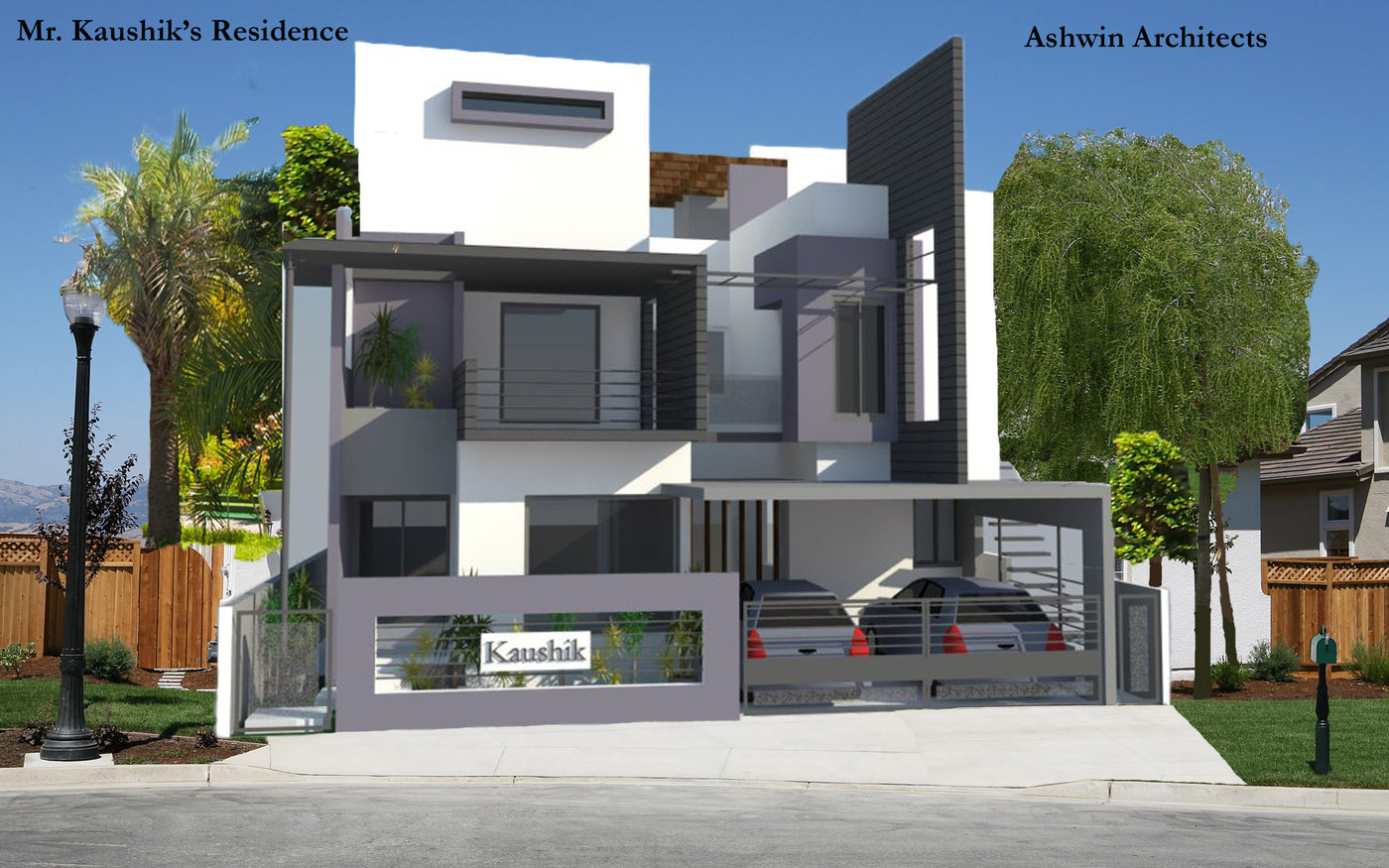 Residential projects in bangalore salem by ashwin for Top architecture firms in bangalore