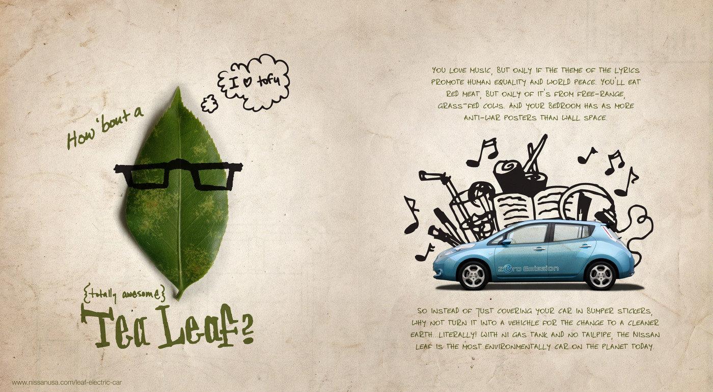 vietnam nissan leaf advertising plan