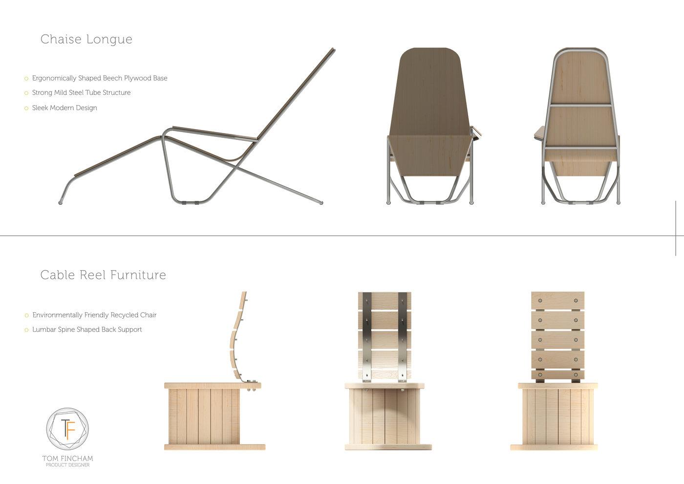 Furniture Design Solidworks CAD. Furniture Design by Tom Fincham at Coroflot com