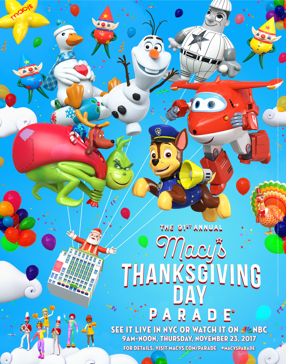 an overview of the thanksgiving day