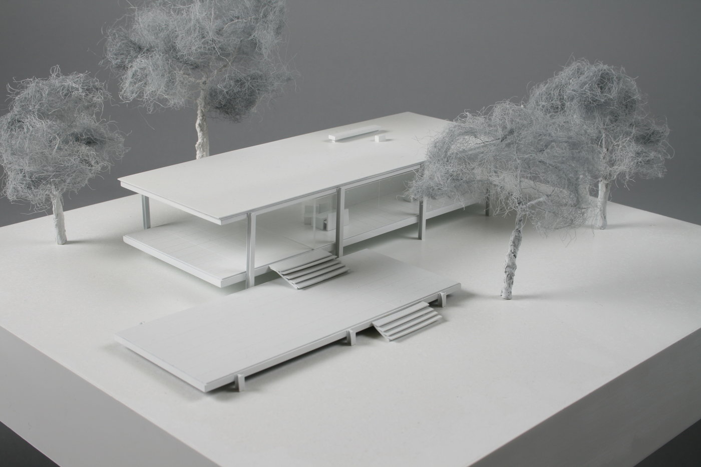 farnsworth house by steve hayward at coroflot com