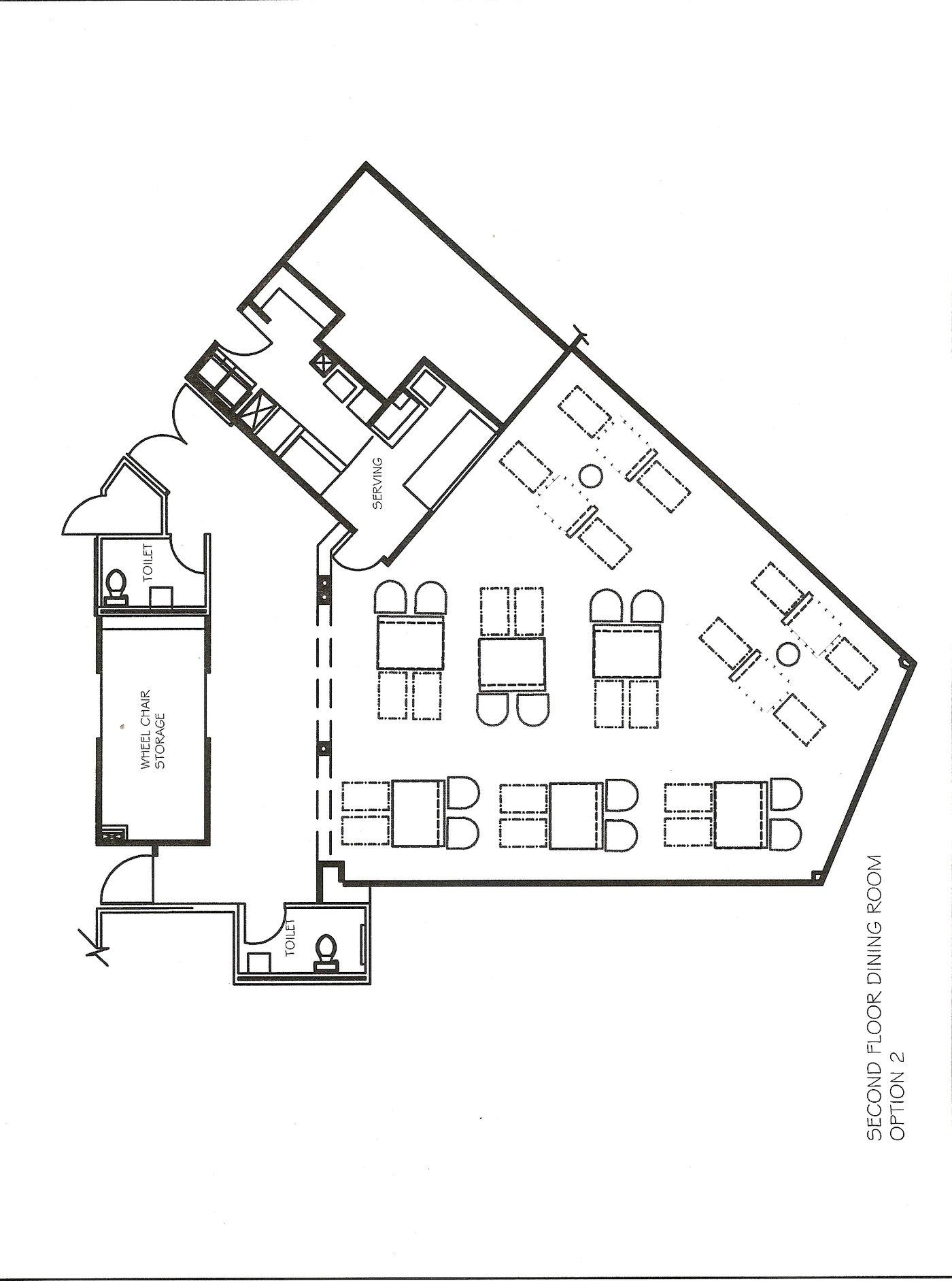 Nursing Home Room Floor Plans