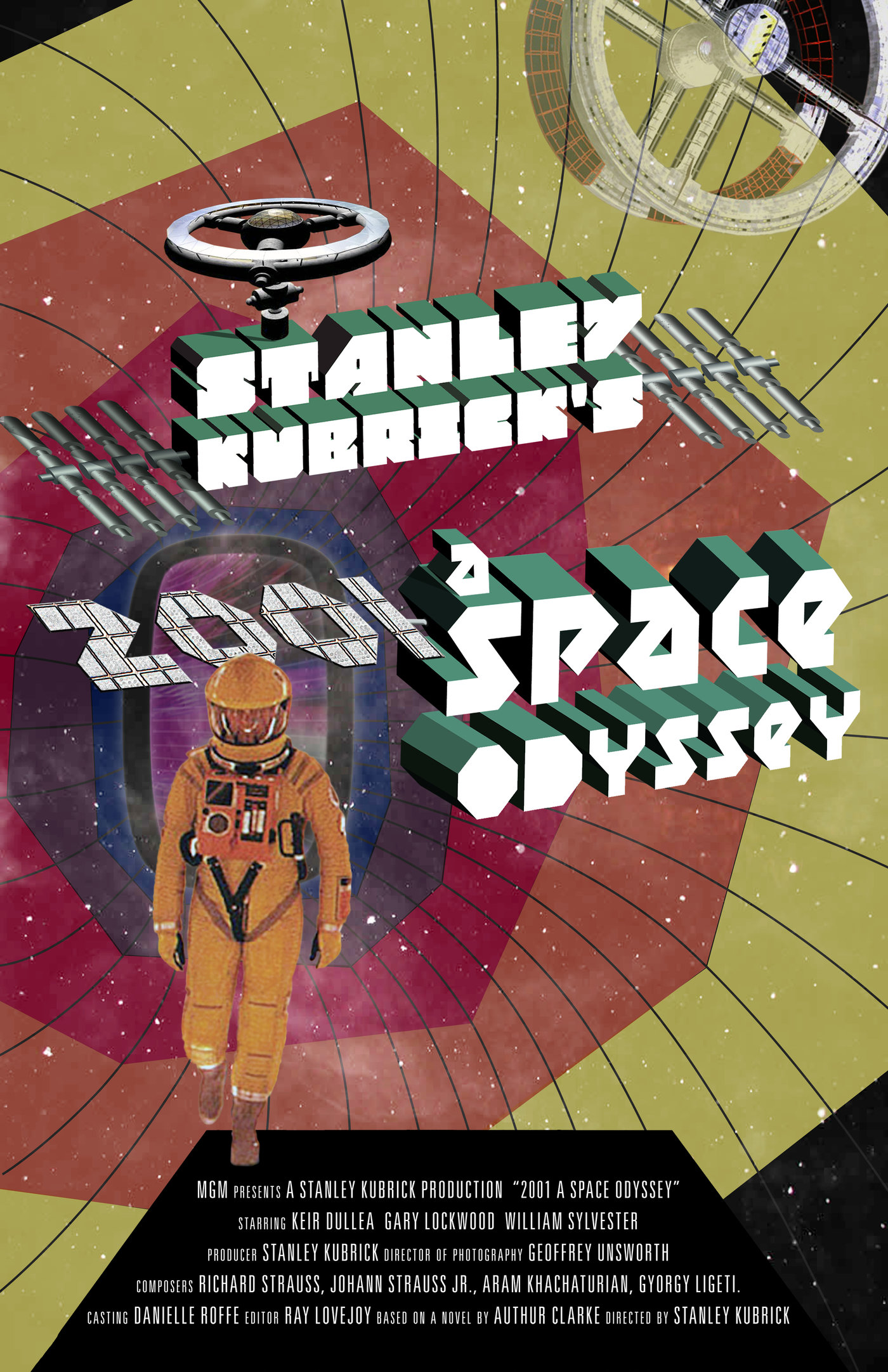 a review of 2001 a space odyssey It could be the greatest freak-out of all time stanley kubrick's masterful 2001 is a smorgasbord of sight and sound, and its special effects are indistinguishable from reality, despite an age of over 30 years.