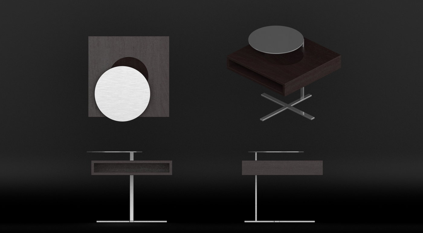black table aachen