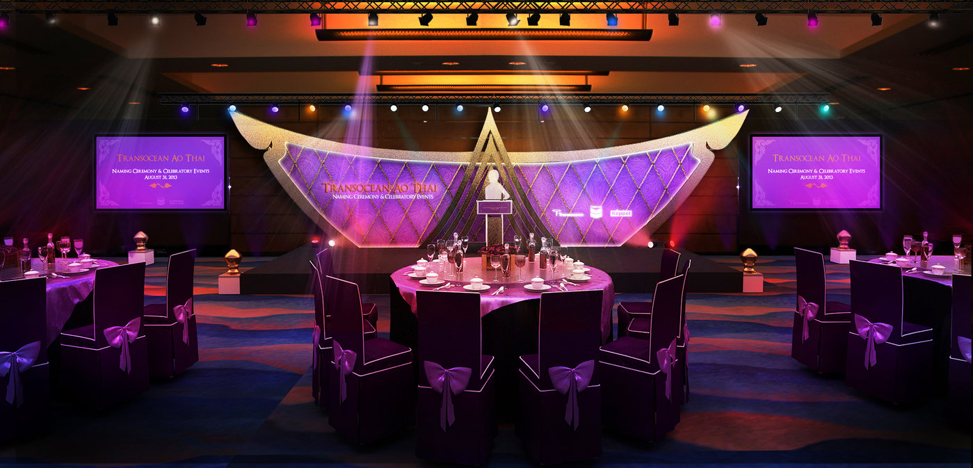 3d Exhibition Designer Jobs In Singapore : Gala dinners theme parties conferences by vera oktovia