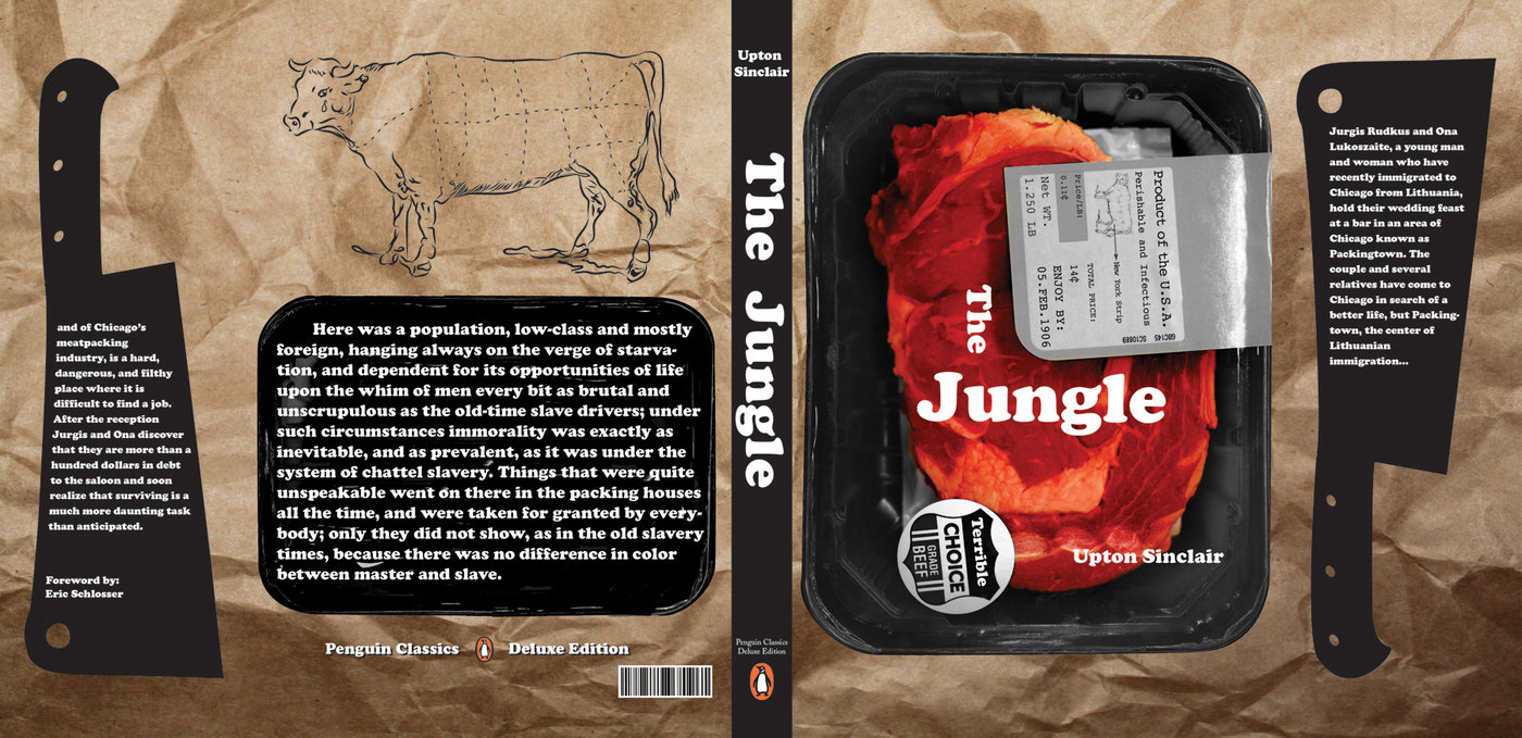 an analysis of lower industrial world in the jungle by upton sinclair