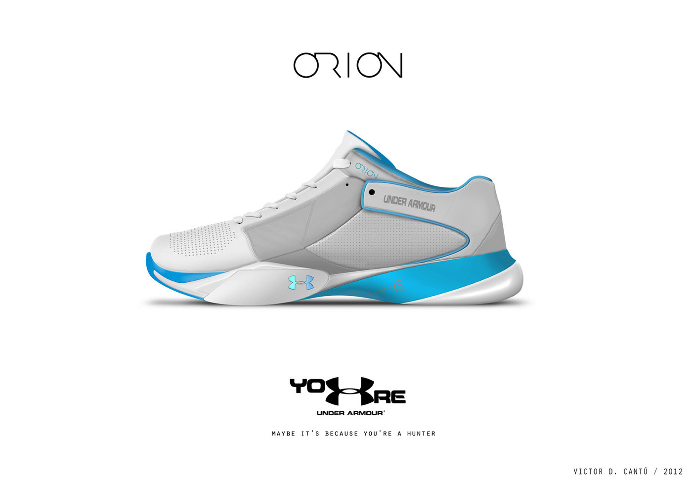 Orion Is A Design Linked To The Hunter In Greek Mythology It Inspired By Wristbands And Headbands Tennis