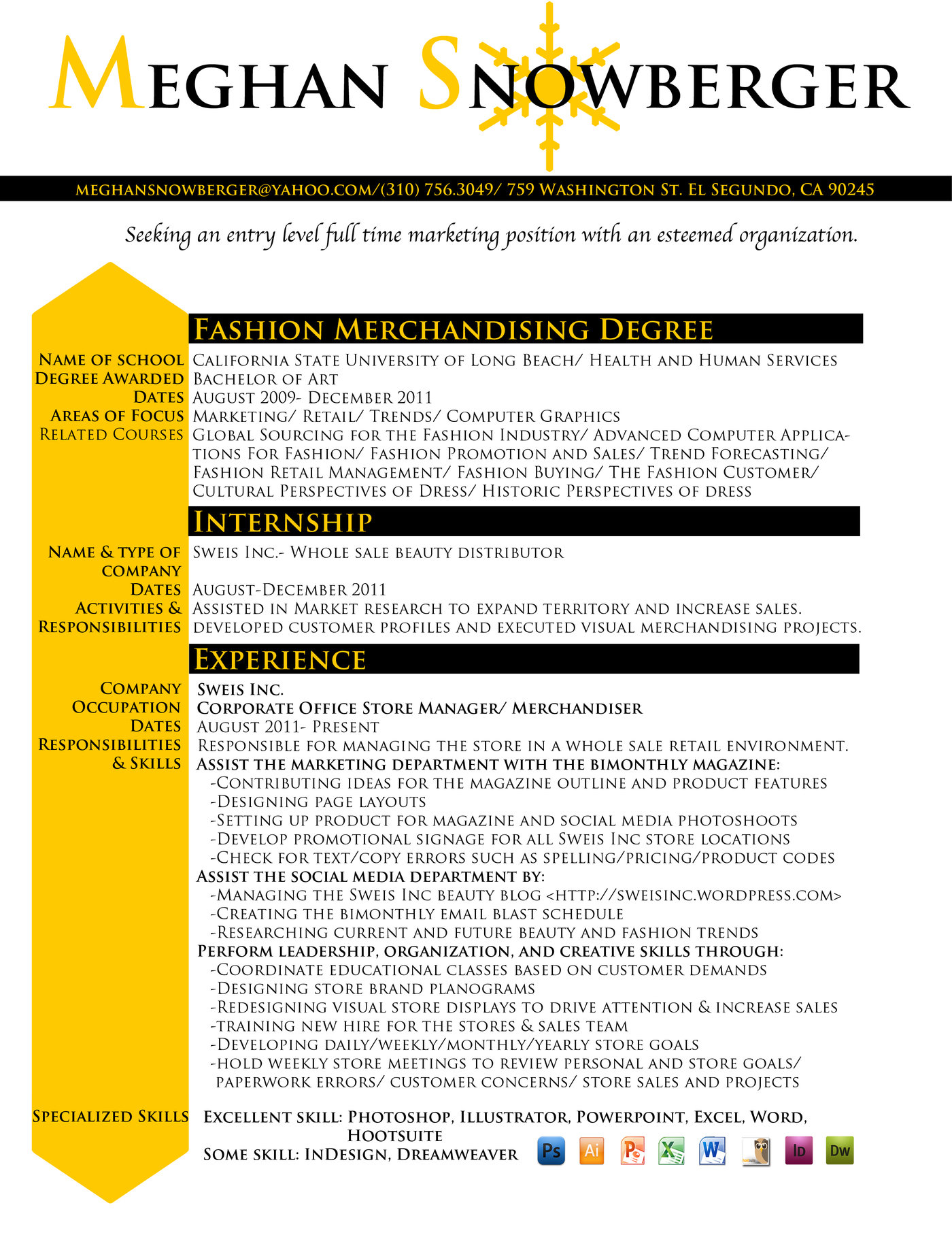 fashion buyer resume examples beautiful certificate free template