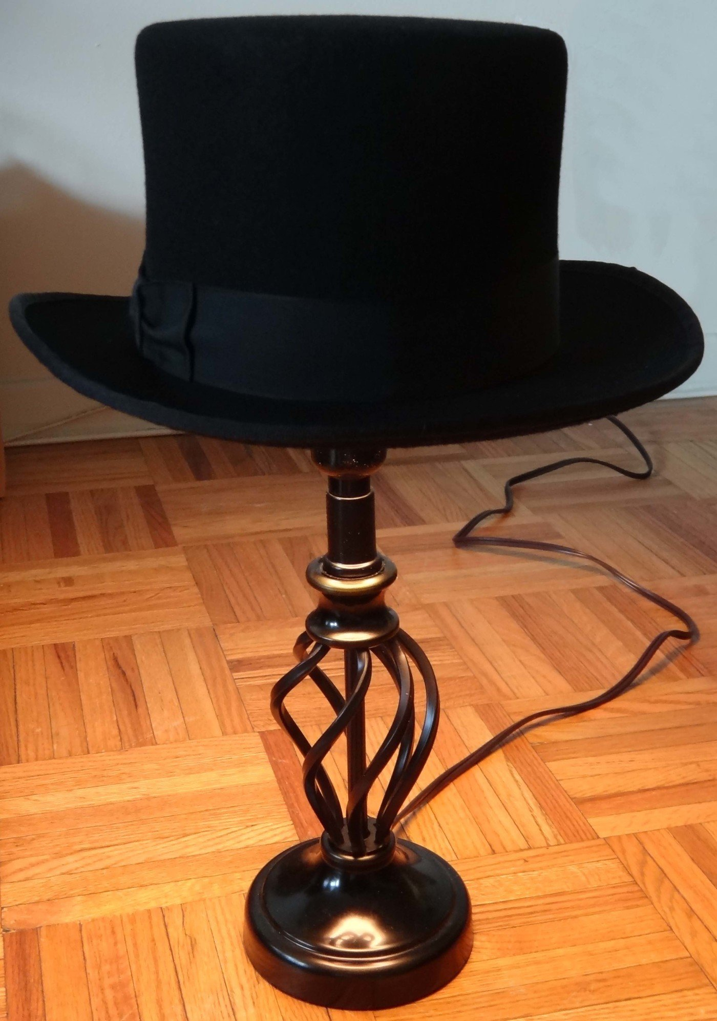 Top hat lamp by steven l at coroflot mozeypictures Images