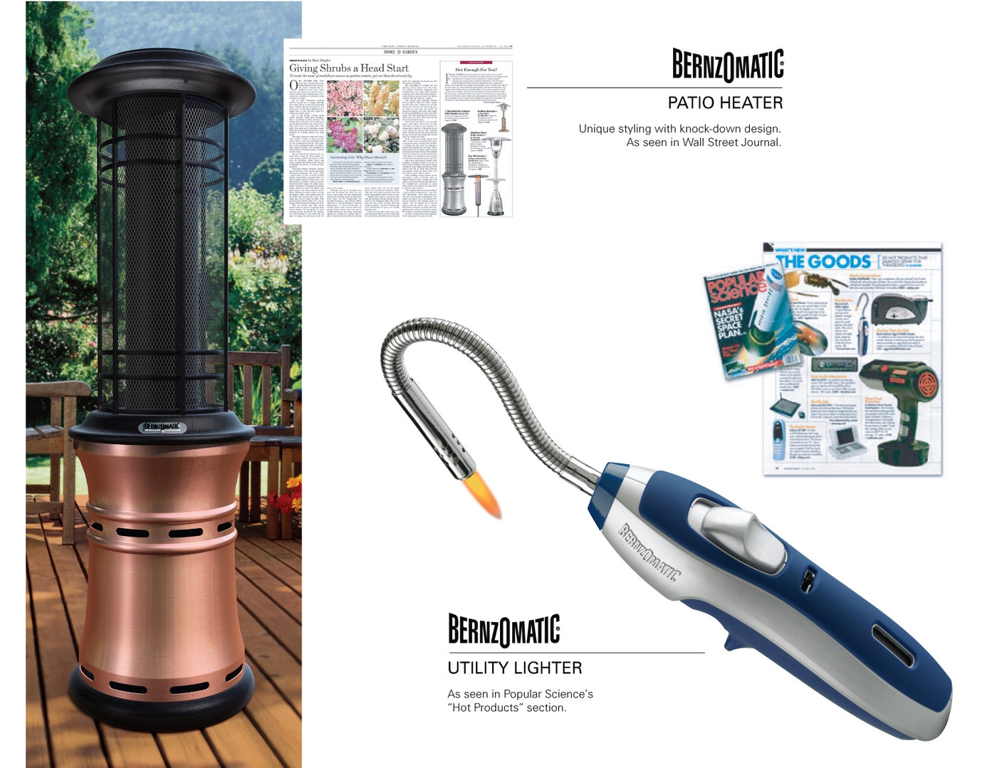 bernzomatic patio heater hgtv backyard giveaway