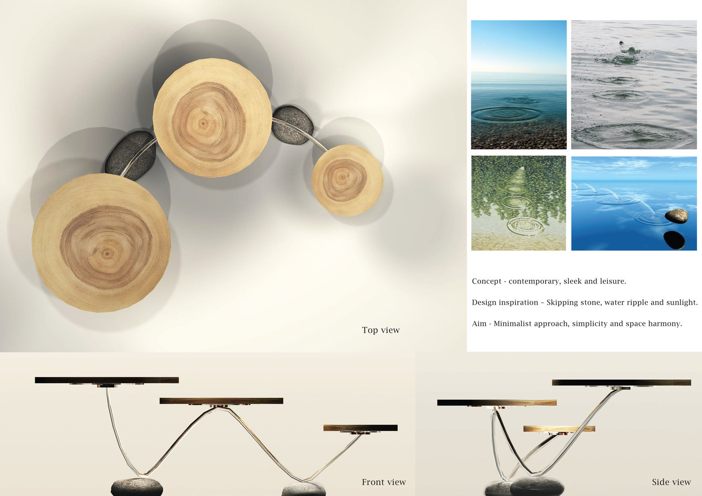 Skipping stone   Mobili furniture design competition  by Shiou Pyng Lim at  Coroflot com. Skipping stone   Mobili furniture design competition  by Shiou