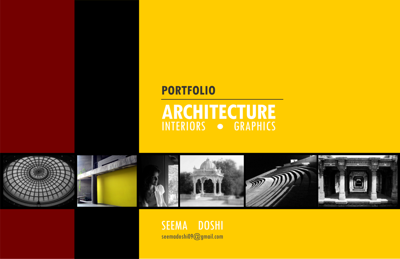 Architectural portfolio 2007 2012 by seema doshi at for Architecture design websites free