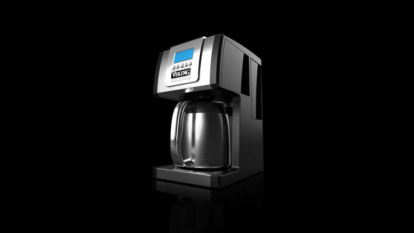 Viking Professional Coffee Maker By Matt Ortner At Coroflotcom - Viking coffee maker