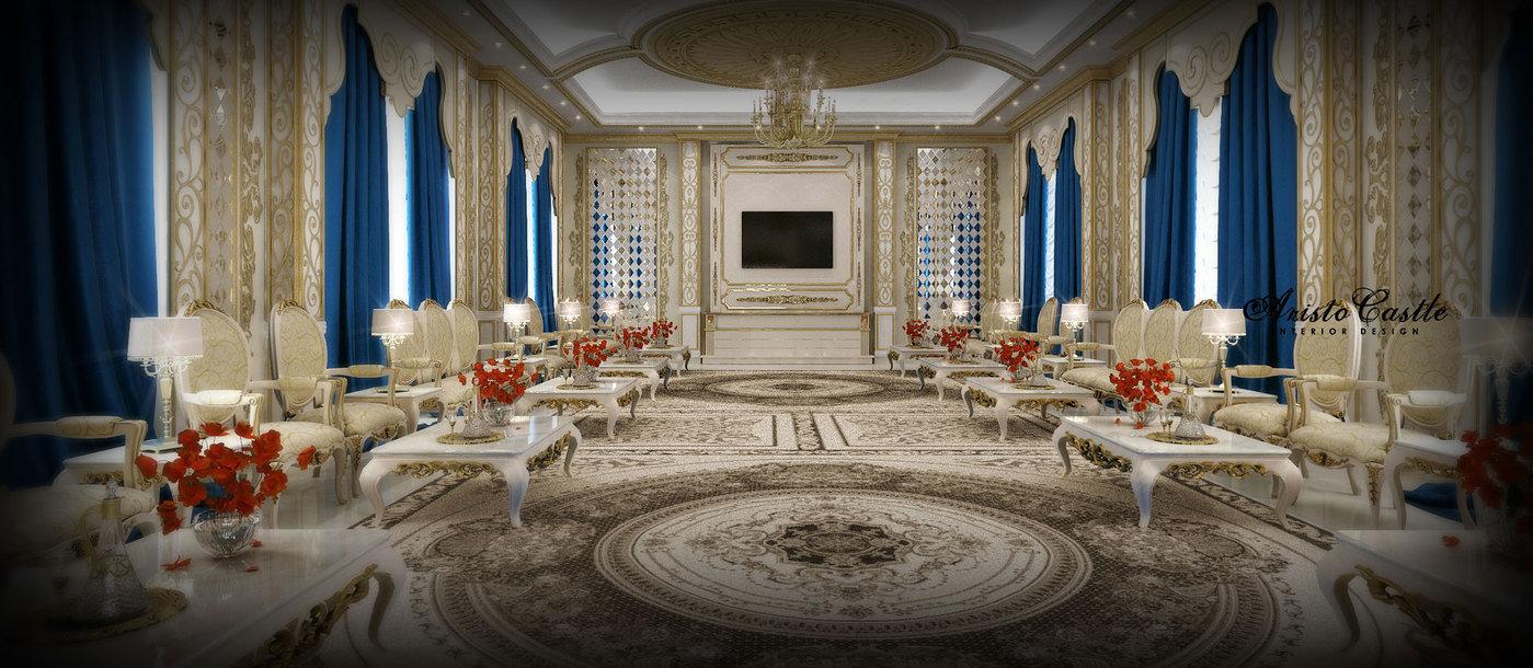 Classic Majlis Interior Design
