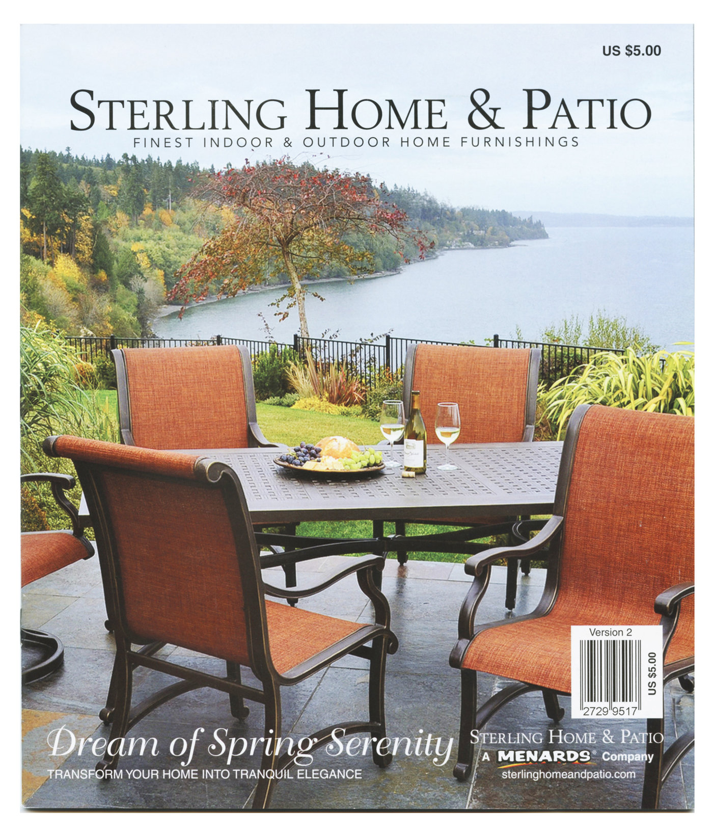 Sterling Home & Patio Catalogs Flyers Artwork & Website Menards