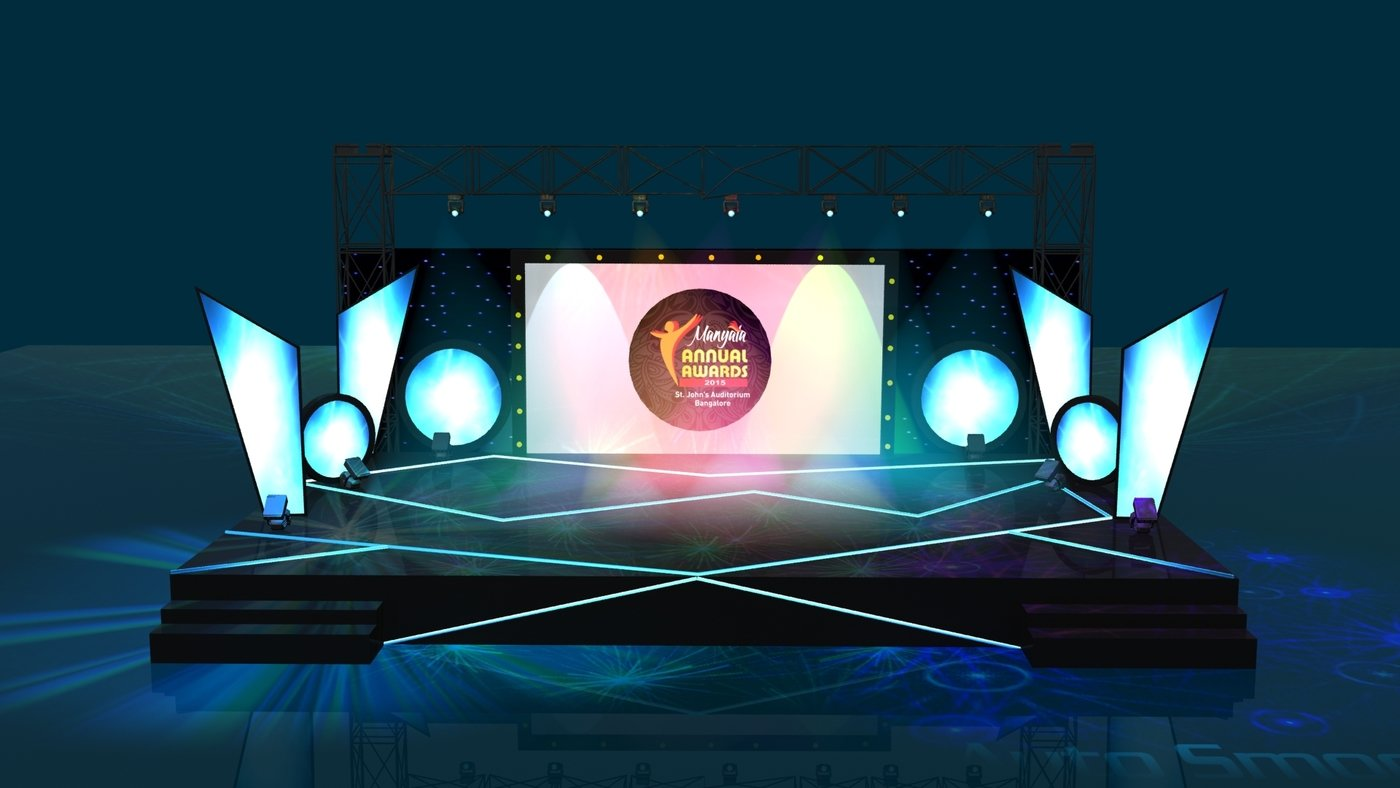 3d Stage Set Designs By Javed Khan At Coroflot Com