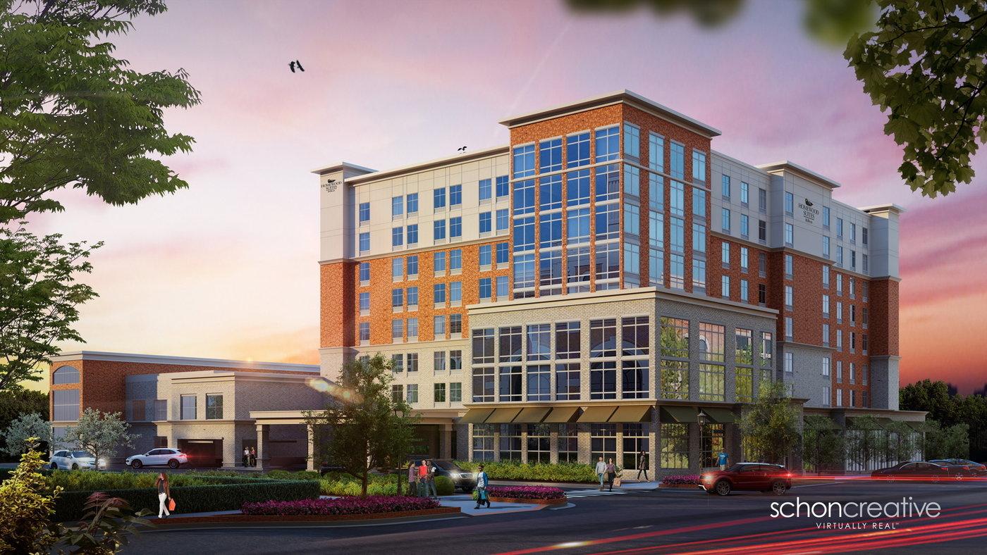 Homewood Suites – Greenville, SC