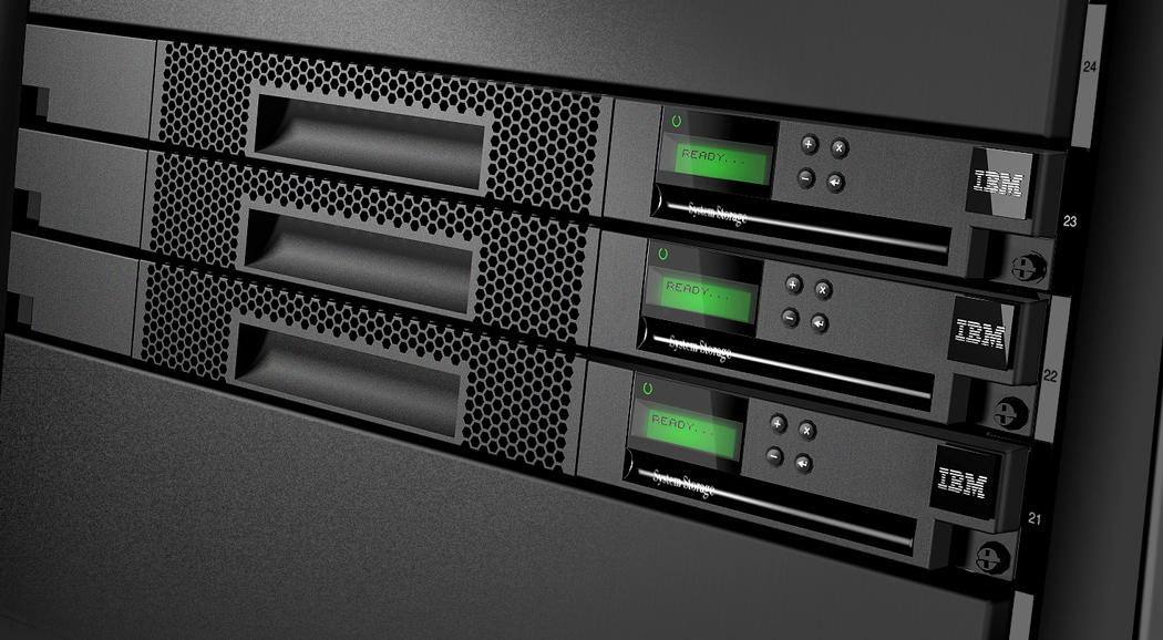 Ibm System Storage Ts2900 Tape Library By Jason Minyard At