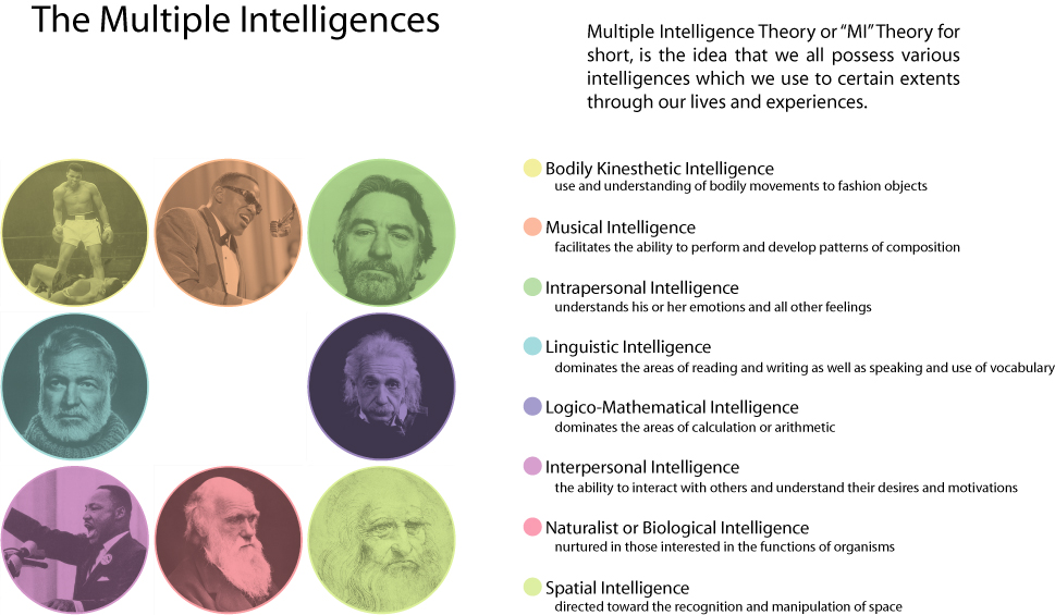 Multiple intelligence thesis