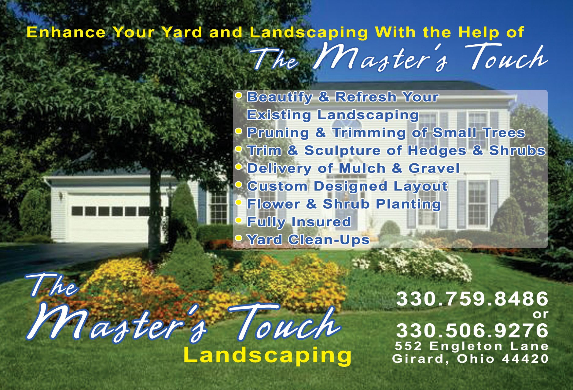 Portfolio by kevin stanton at for Landscaping companies