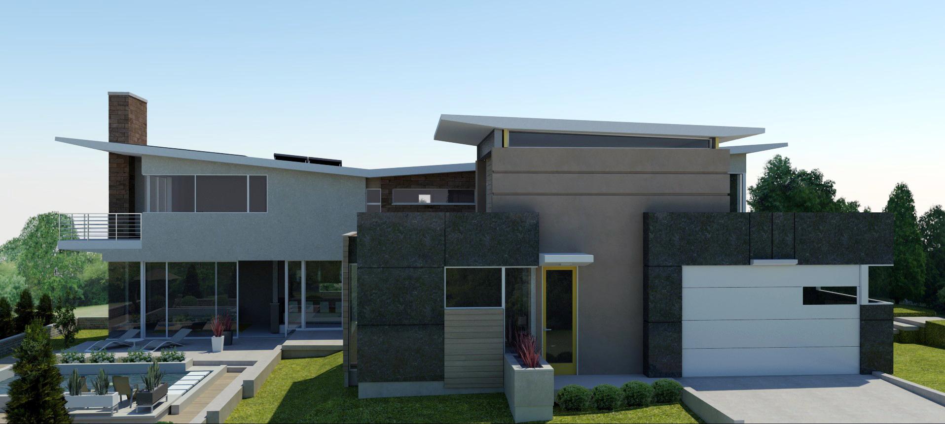 3d exteriors by phillip wharton at for Wharton cad