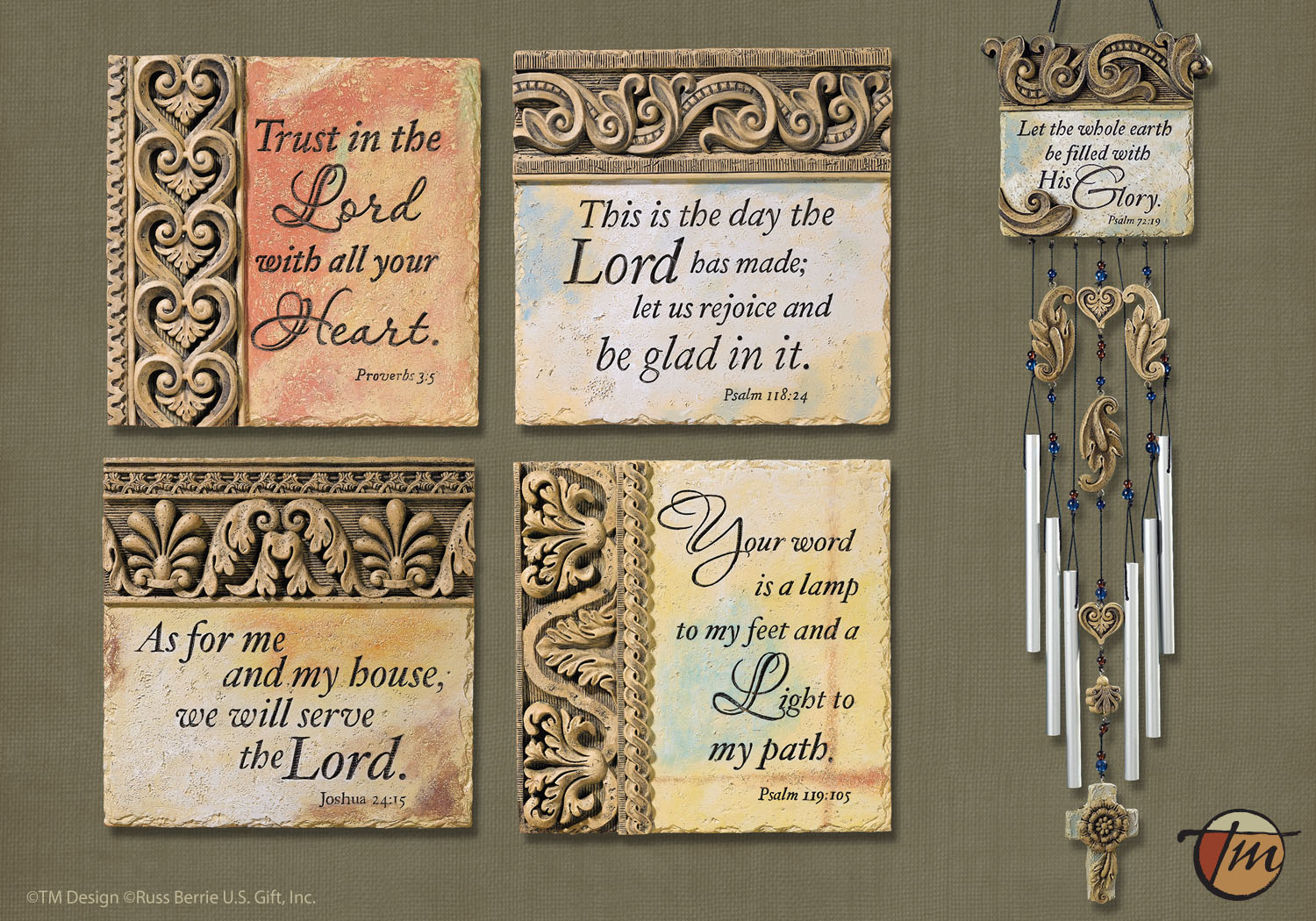 ... Renaissance Collection I This Collection Of Ornate Christian Scripture  Based Home Decor Uses Beautiful Elements Combined With Christian Wall Decor