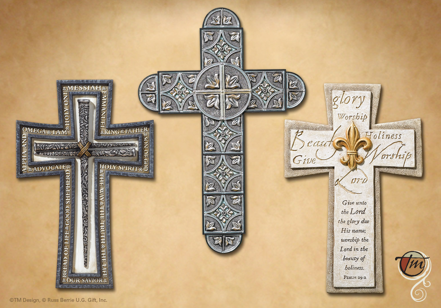 Decorative Crosses For Wall inspirational giftware designtracy mikesell at coroflot