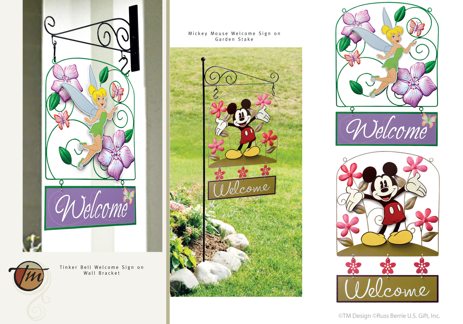 Garden Giftware Design by Tracy Mikesell at Coroflotcom