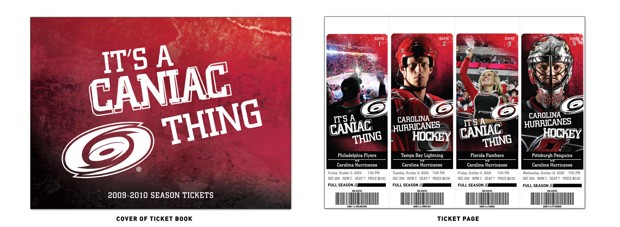 carolina hurricanes ticket deals