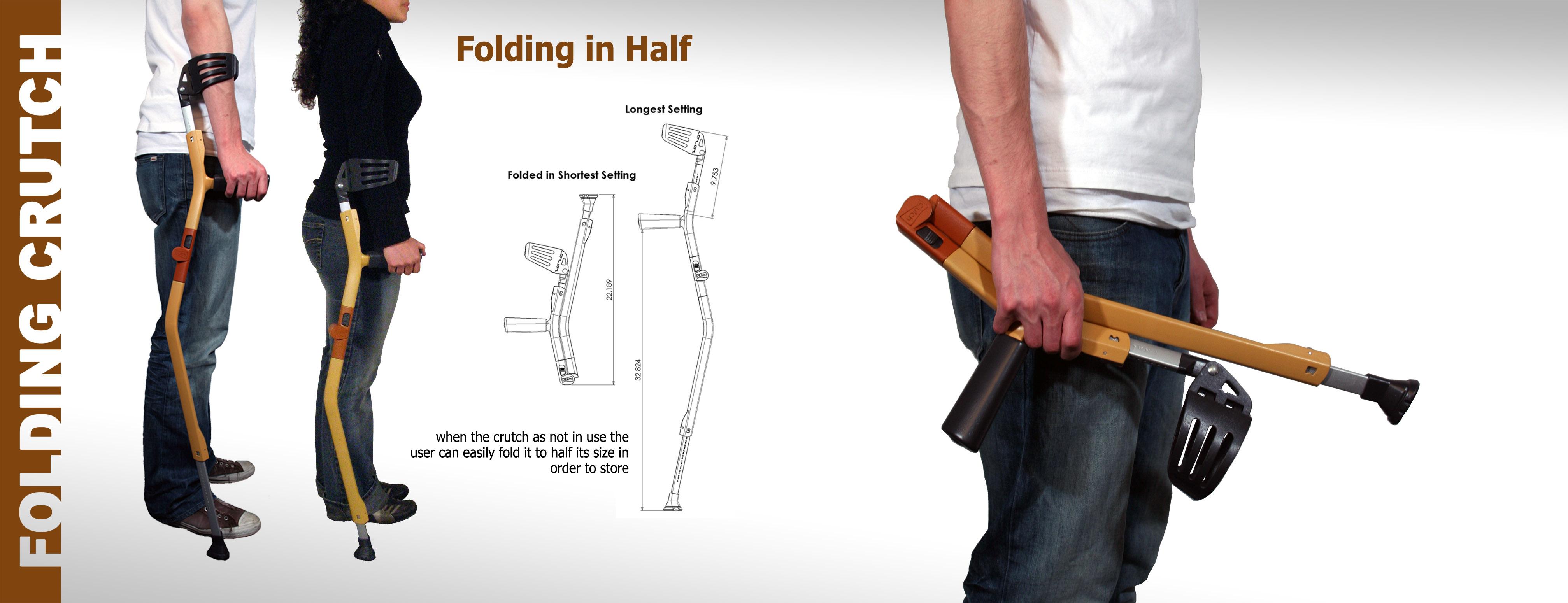 forearm crutch design by mark menendez at coroflot
