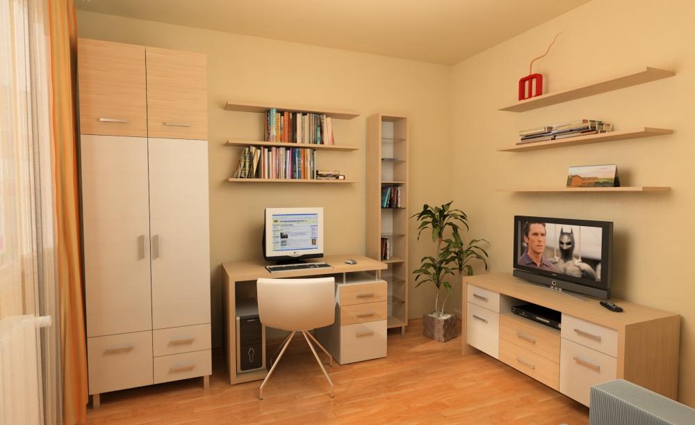Room Modeling interior designeduard lucaci at coroflot