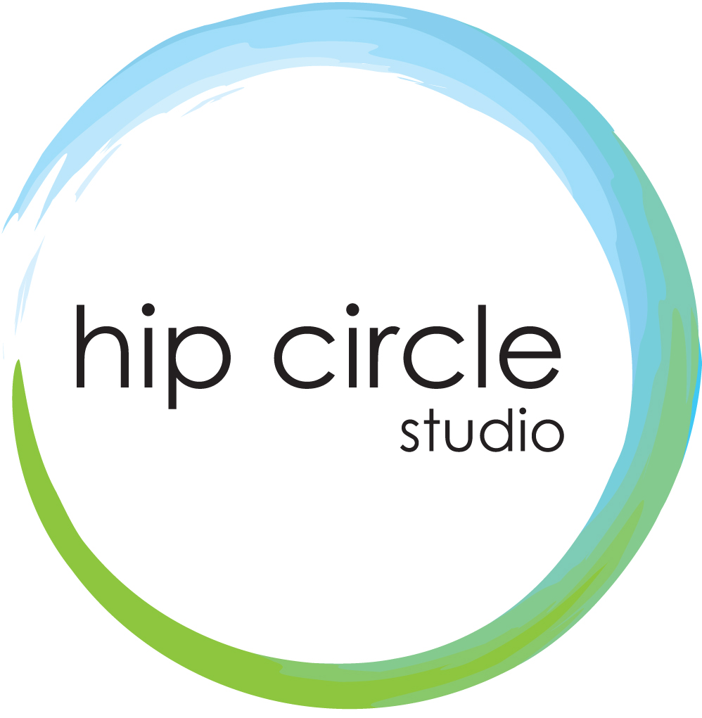 Hip Circle Studio Logo And Collateral Design By Jennifer