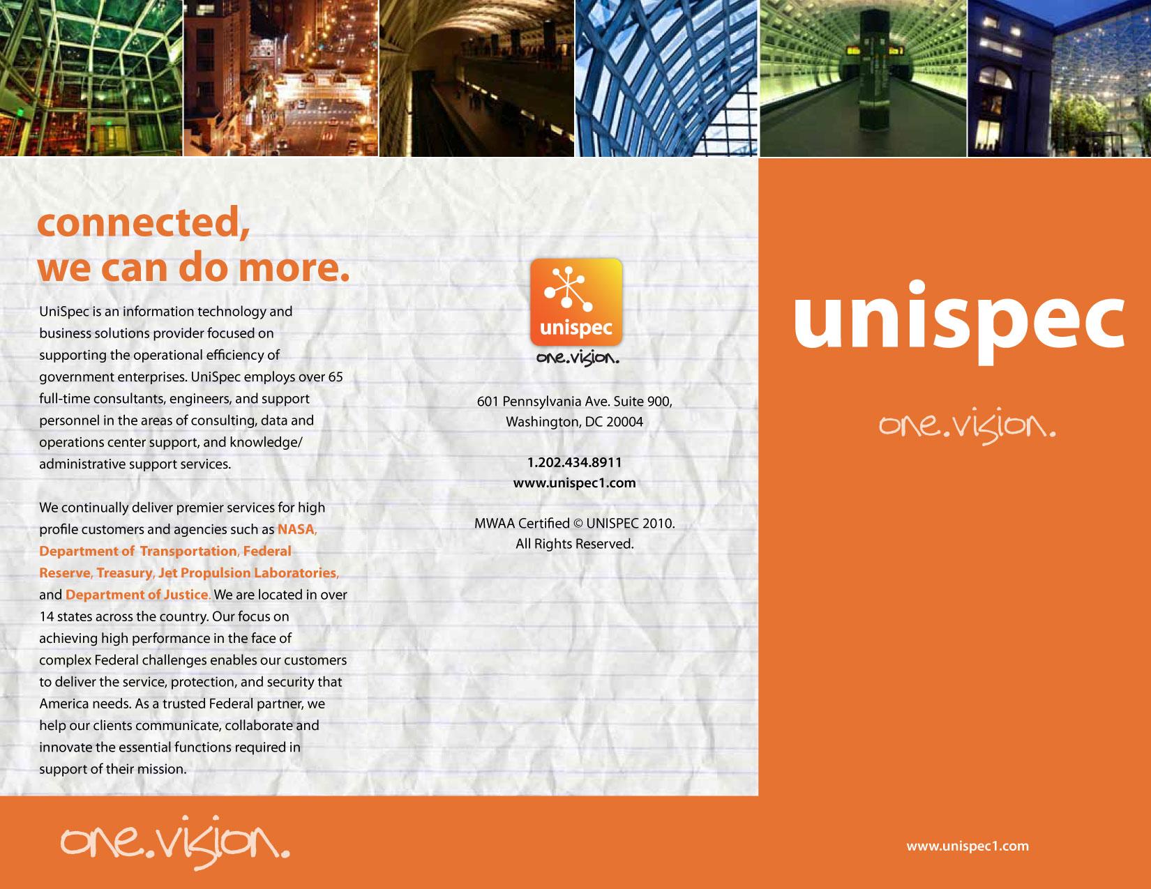 Brochures Advertorials by Raquel B Saltsman at Coroflot – Marketing Brochure