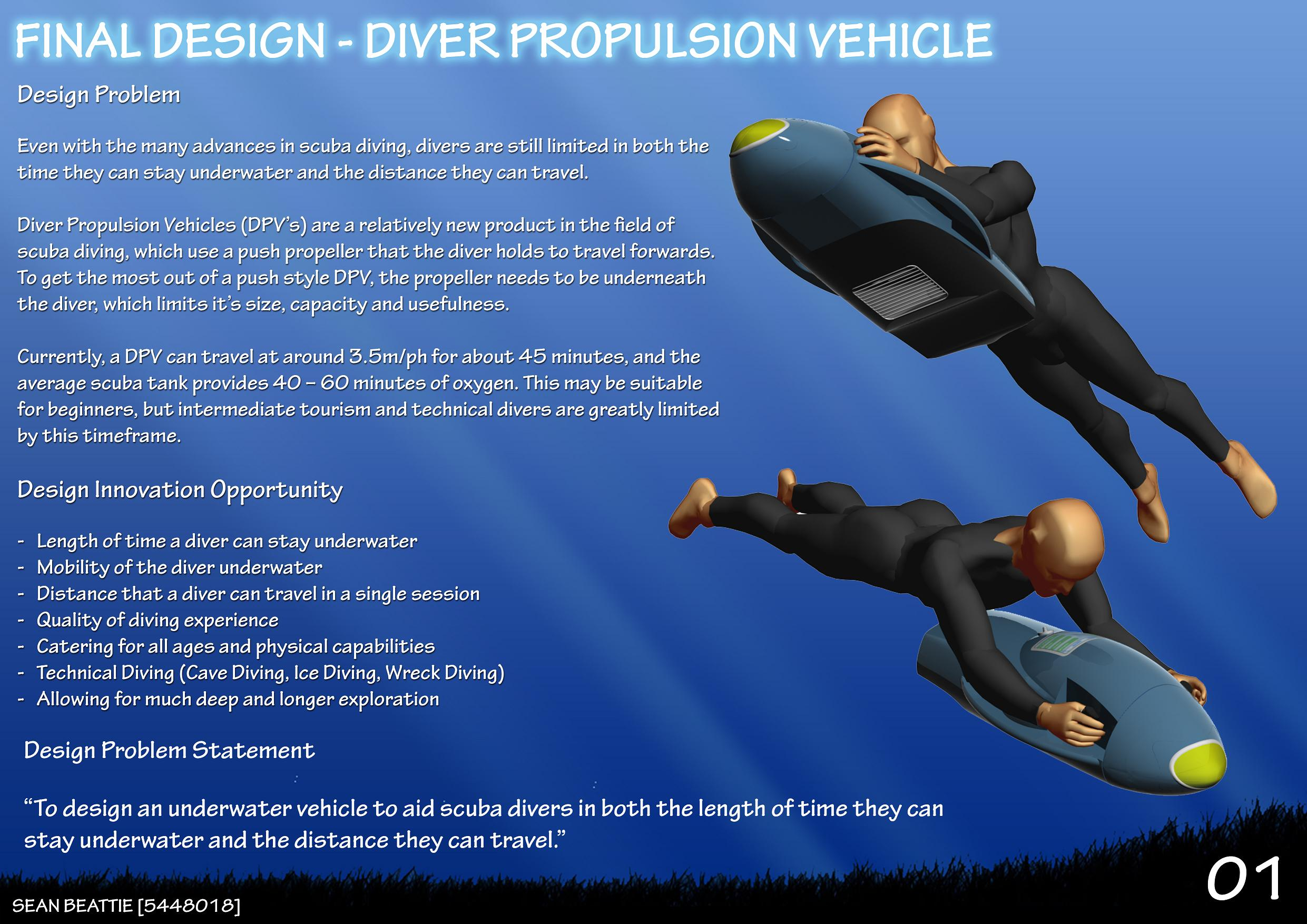 a] Diver Propulsion Vehicle 水中スクーター - anoword : Search ...