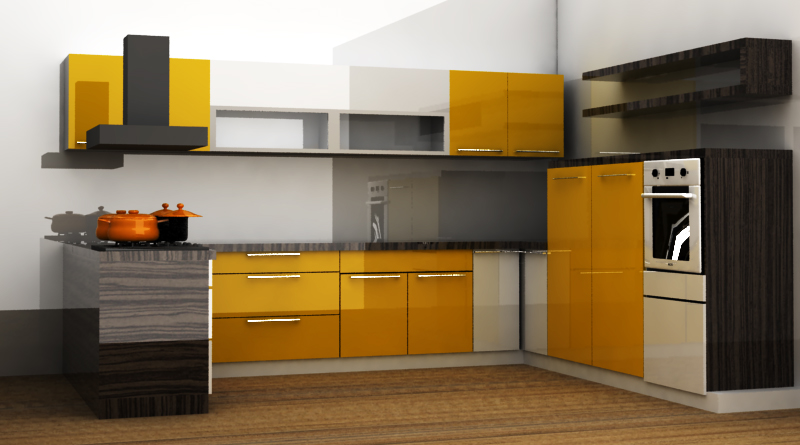 Modular Kitchen Hettich | Kitchens and Designs