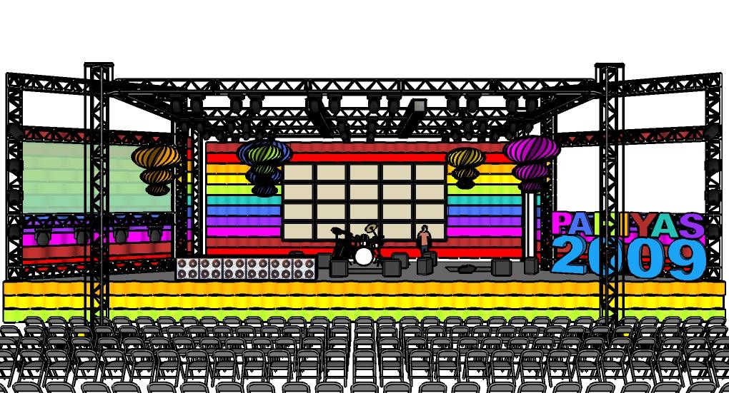 Concert Stage Design Concert design