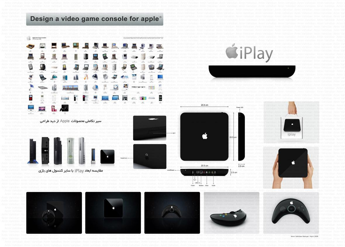 free video game console sample