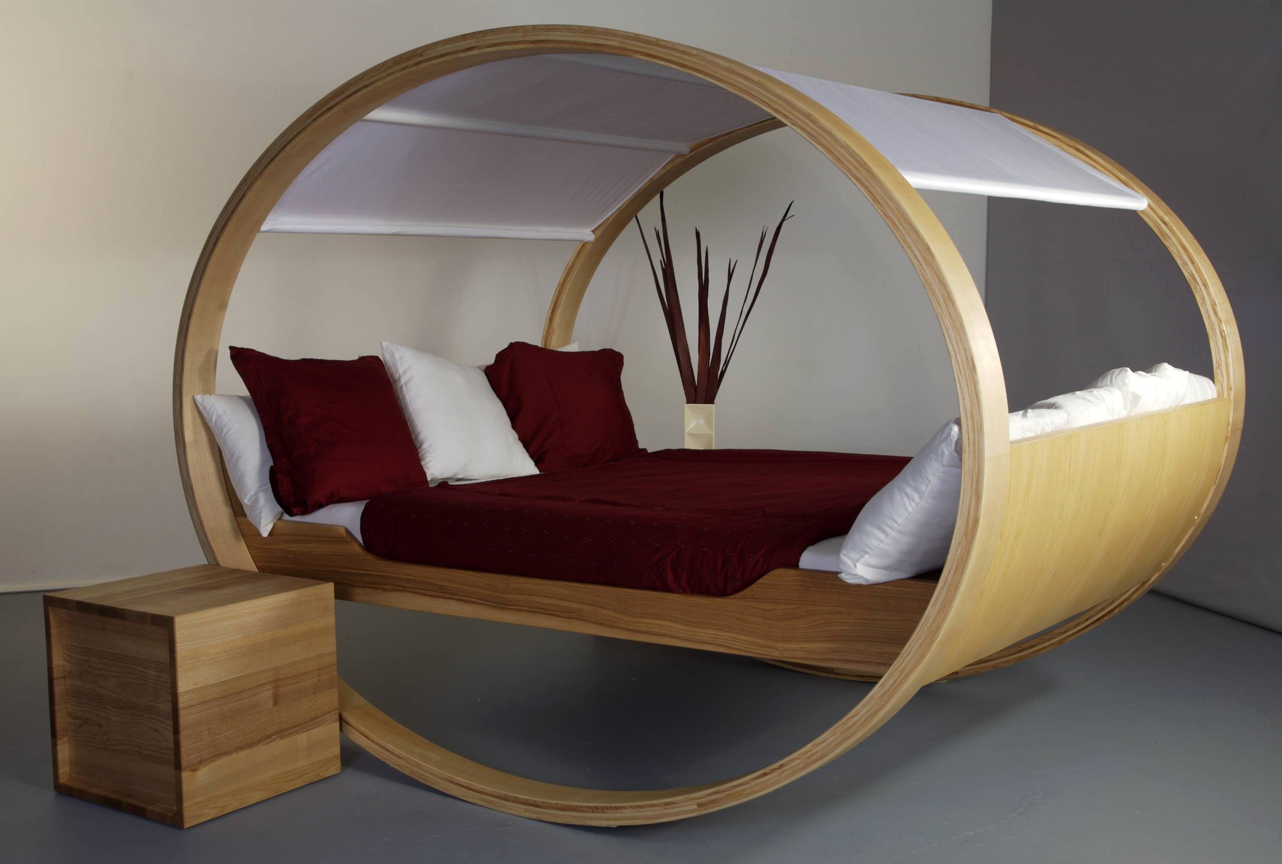 Rocking Bed By Manuel Kloker At Coroflot Com Interiors Inside Ideas Interiors design about Everything [magnanprojects.com]