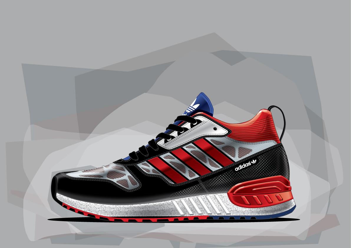 Bazar Damske Tenisky Adidas  4936569d9c0