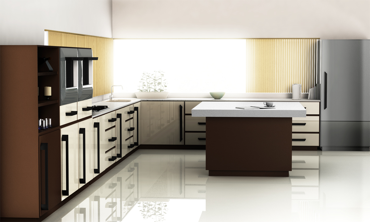 awesome 3d kitchens design ideas