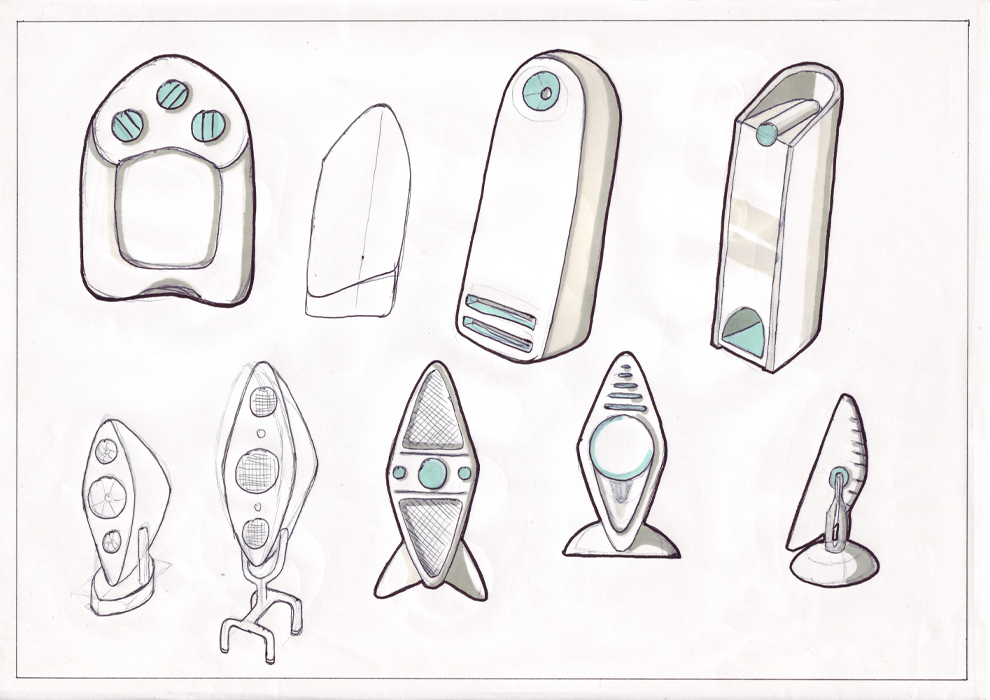 Product Design Line Art : Product design sketches by nick warne at coroflot