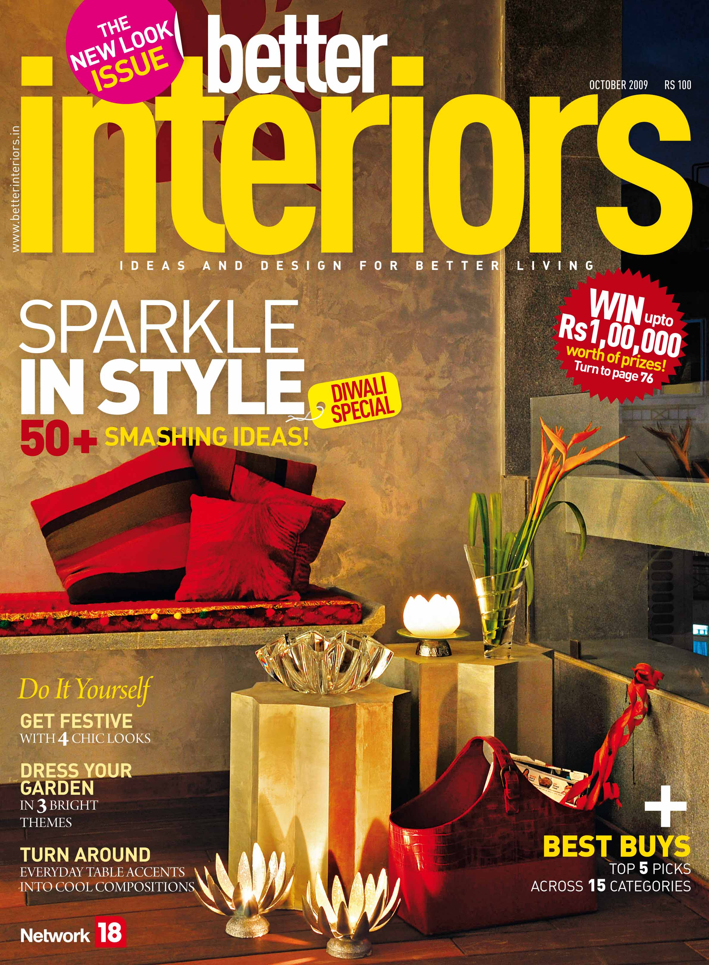 Better interiors by prachi malandkar phondba at Interior magazine