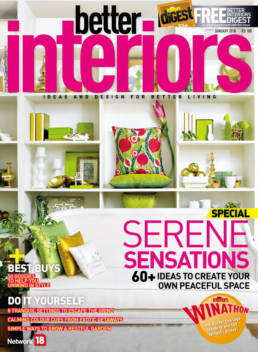 Interior Design Magazine Covers The