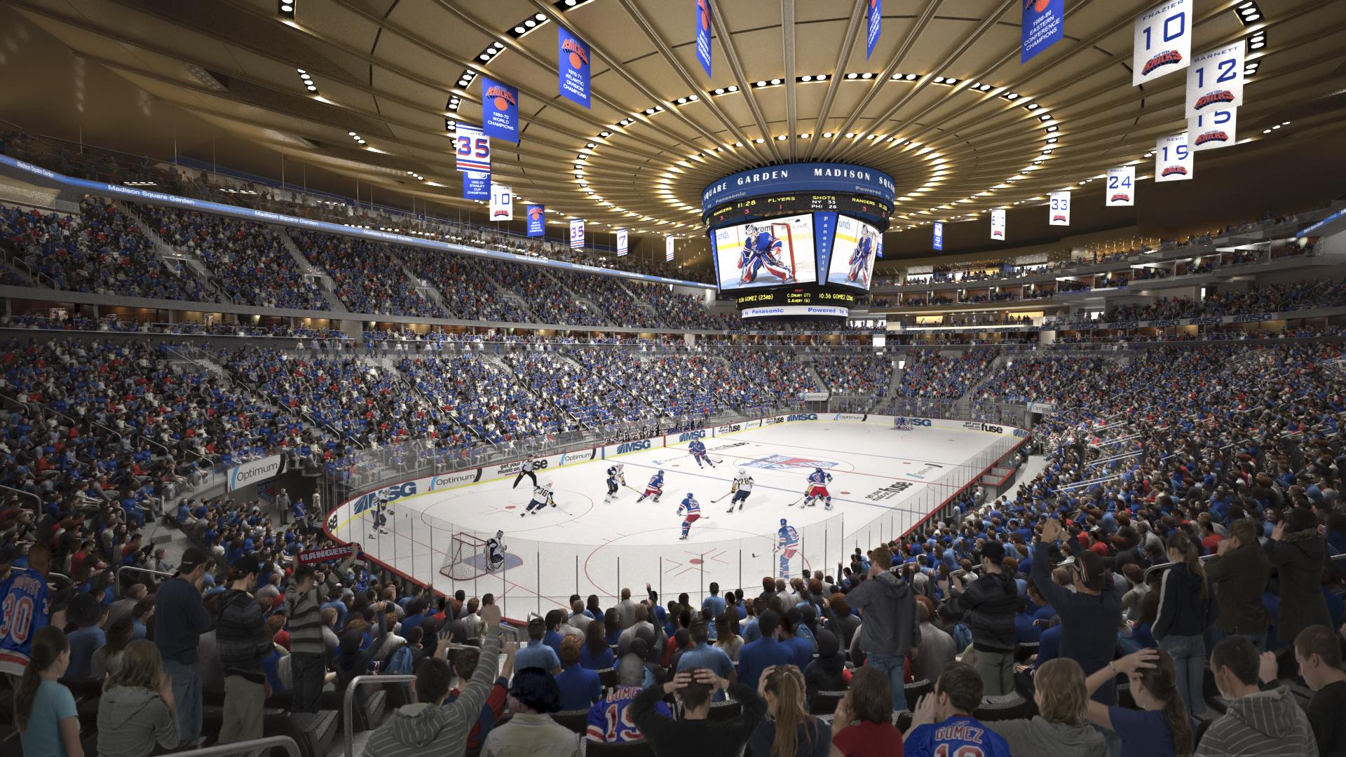 Madison Square Garden Renovation