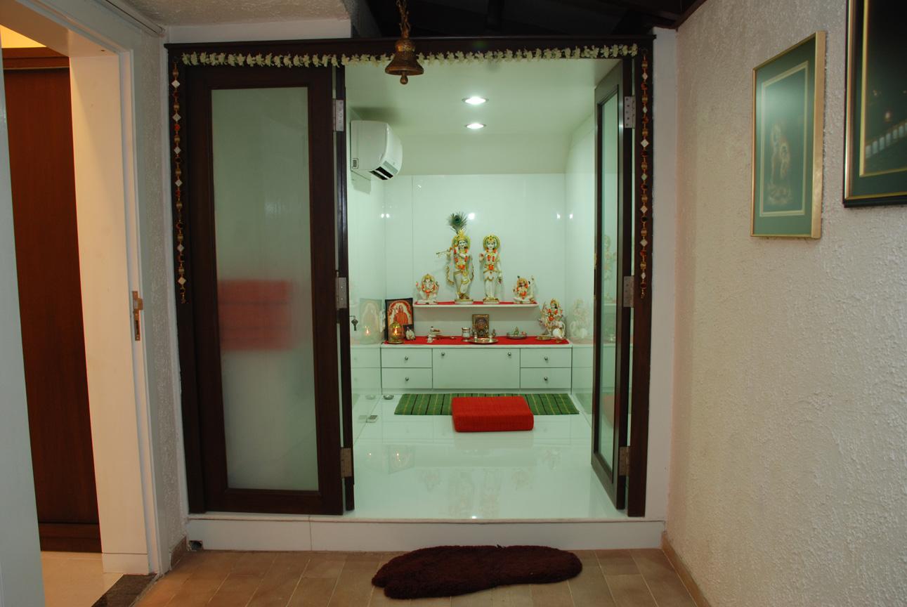 Pooja Room 3d Model